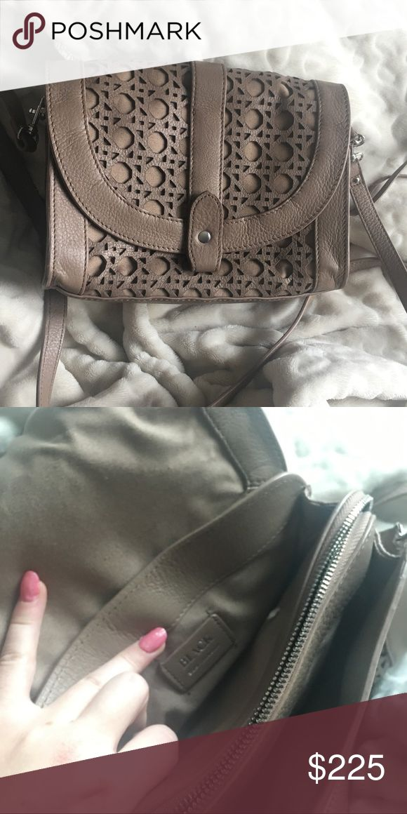 Honeycomb Crossbody Hardly used, from sales fifth. Retails over $300. Saks Fifth Avenue Black Label Bags Crossbody Bags