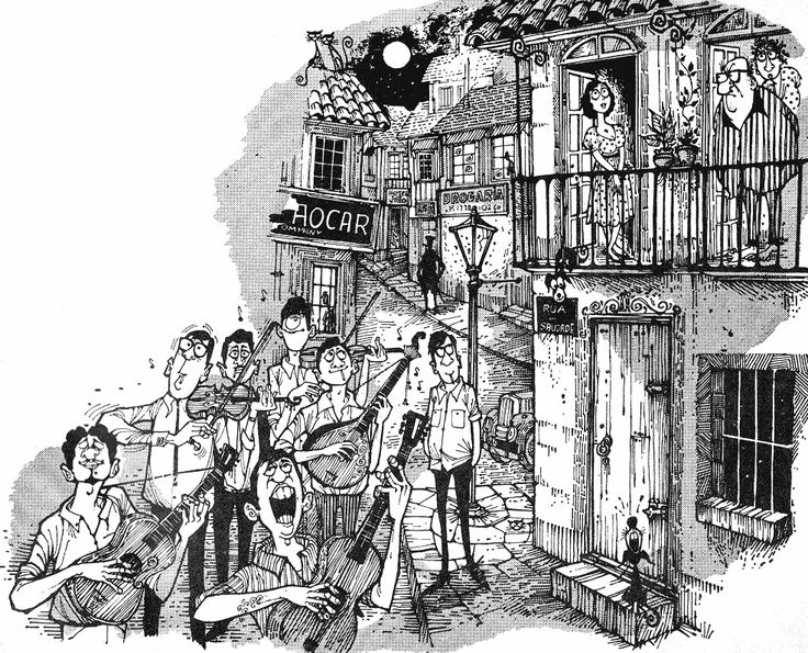 Cartoonist Mario Miranda's Best Works