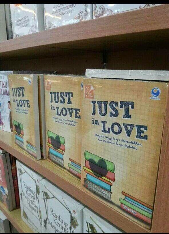 Launching dan Talkshow Novel Just In Love | be better!