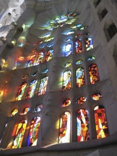 Barcelona. - The basilica Sagrada Familia