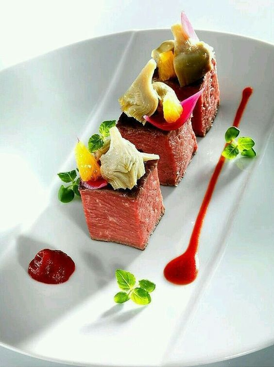 62 best Creative Entree images on Pinterest   Creative ...