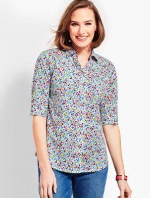 32caedbbb9 The Perfect Shirt - Prairie Floral in 2019