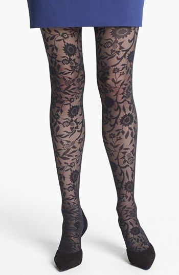 Wolford 'Jardin' Tights available at #Nordstrom