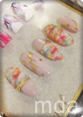 Spring is Here Nails. ..