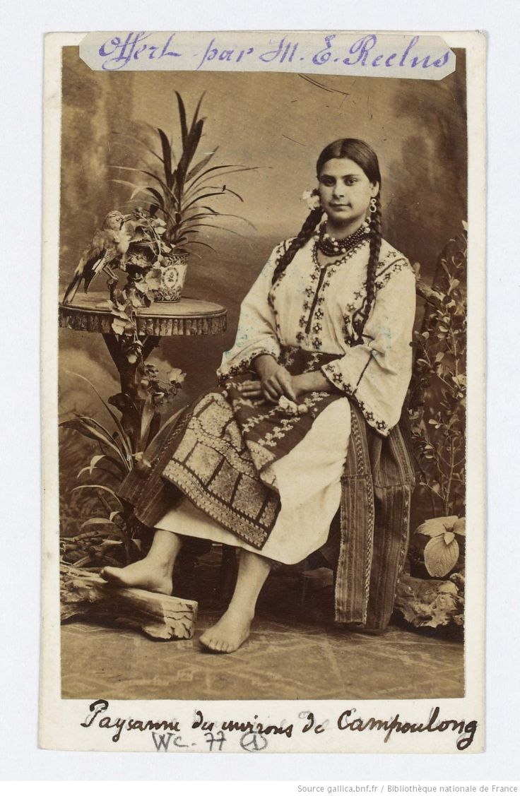 Peasant woman from Arges county