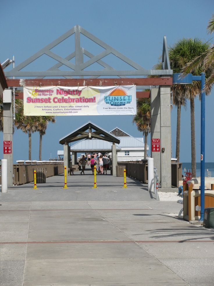 Beach Pier Home Decor For Living Room: 143 Best Images About Pier 60 Of Clearwater Beach On