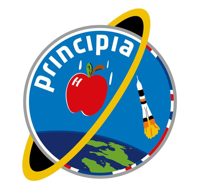 Space in Images - 2014 - 11 - Soyuz TMA-19M, Principia mission patch, 2015