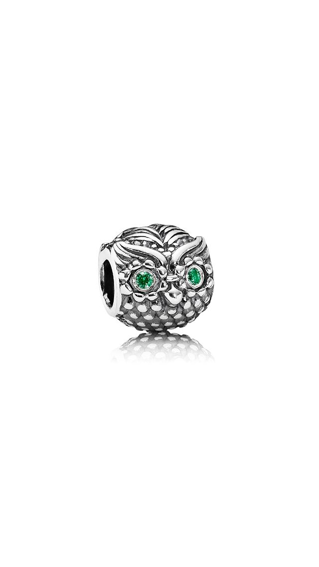 Animal - Charms - Wise Owl