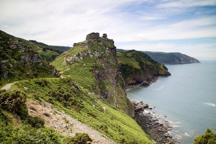 https://flic.kr/p/HJrRr8   Castle Rock viewed from the coastal path.