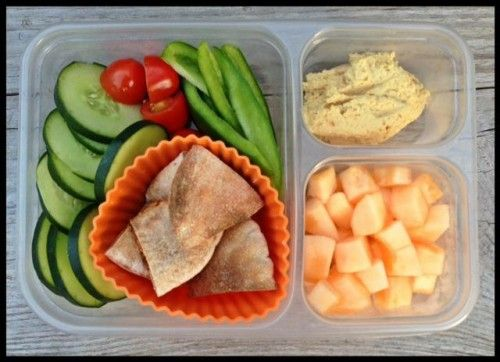 School Lunch Roundup IV (Also great for picnics, camps, road trips, and the pool!) - 100 Days of Real Food