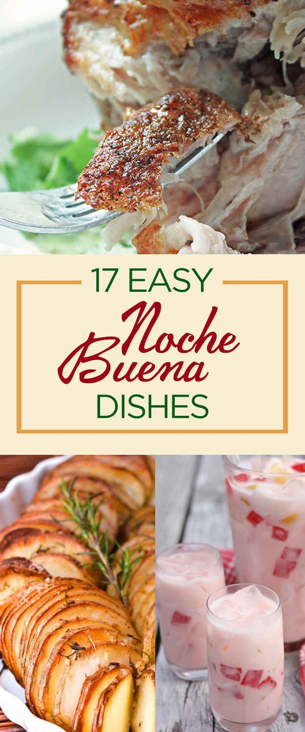 17 Incredibly Lazy But Totally Tasty Noche Buena Recipes