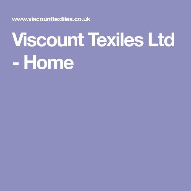 Viscount Texiles Ltd - Home