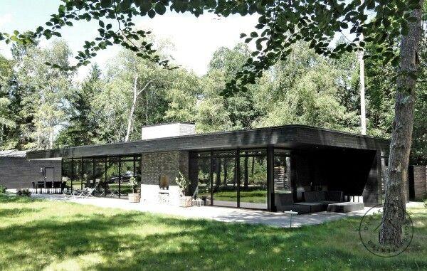 Dansk funkis danish modern cabin modern house for Funkis house