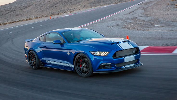 Shelby American's 50th Anniversary Super Snake