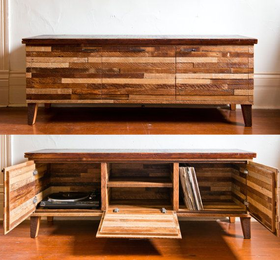 The Henry Clay media console by matthewholdren on Etsy, $2700.00