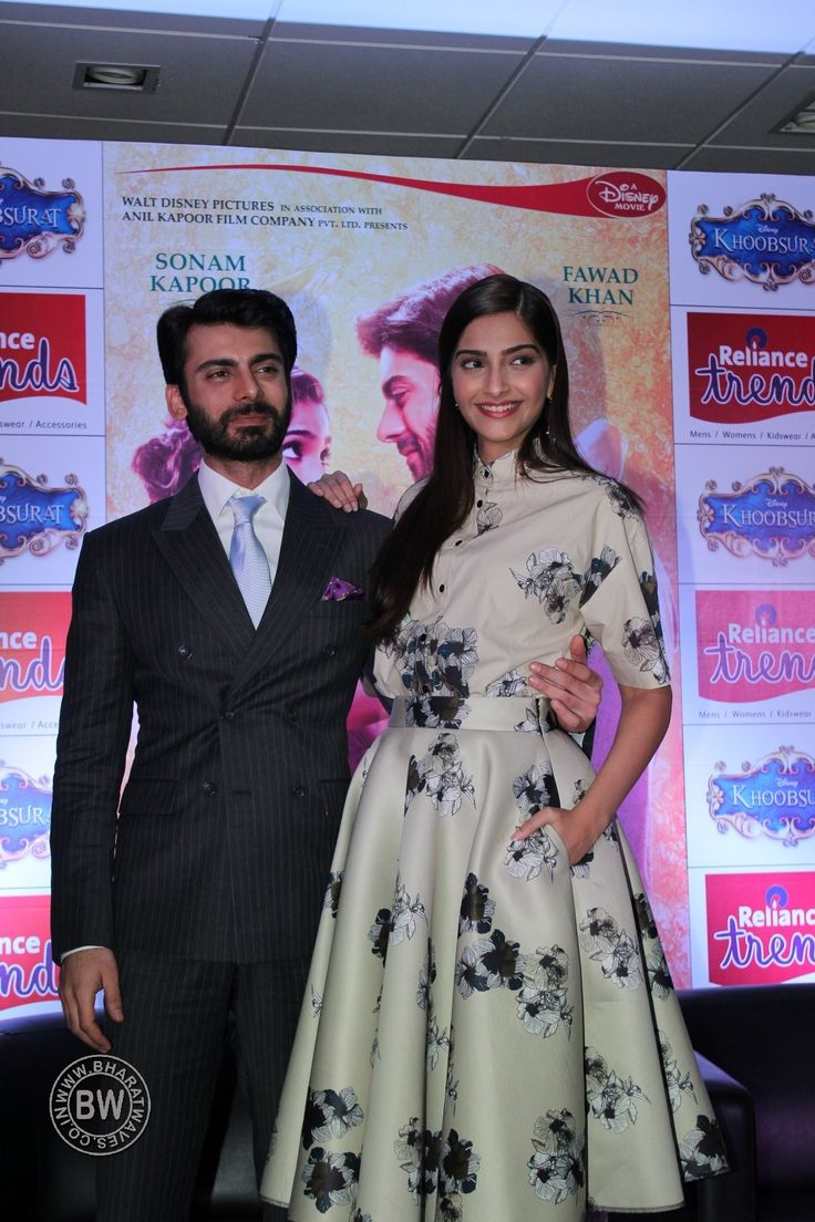 Sonam Kapoor At Khoobsurat Movie Special Screening