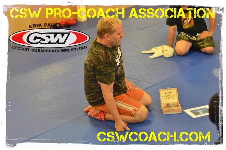 Combat Submission Wrestling