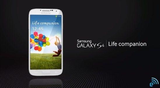 Publicidad Galaxy S4