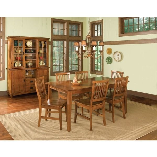 Oak Dining Room Sets With Hutch: 40 Best Images About Round Dining Room Table Sets On