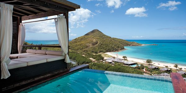 my dream is to vacation somewhere with a private plunge pool.