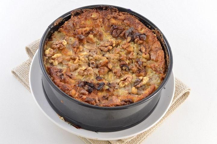 Tento recept na jablkový koláč ma naučila moja STARÁ MAMA a nedá naňho dopustiť celá moja rodina. Chutí každému!   Nápady-Návody.sk