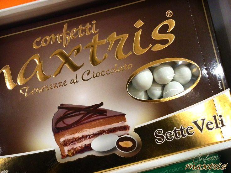 #confetti #maxtris #chocolate #shop #torta #setteveli