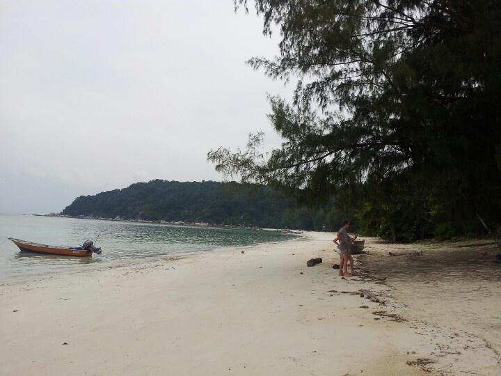 Perhentian island. Pulau besar