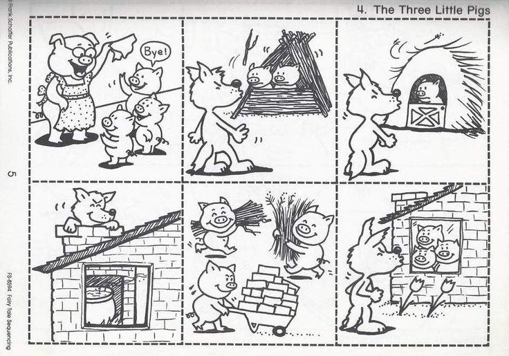 Les 3 petits cochons | Séquence