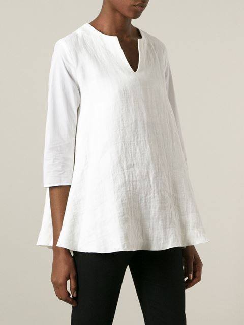 Ter Et Bantine Tunic Top - Dolci Trame - Farfetch.com                                                                                                                                                                                 More