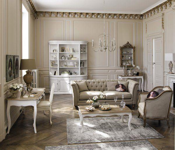 2348 best images about salons living rooms on pinterest. Black Bedroom Furniture Sets. Home Design Ideas