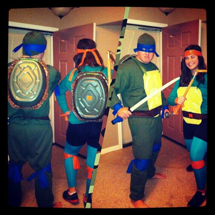 Home made ninja turtle costume homemade ninja turtles costumes our ninja turtle costumes sc 1 st pinterest solutioingenieria Image collections