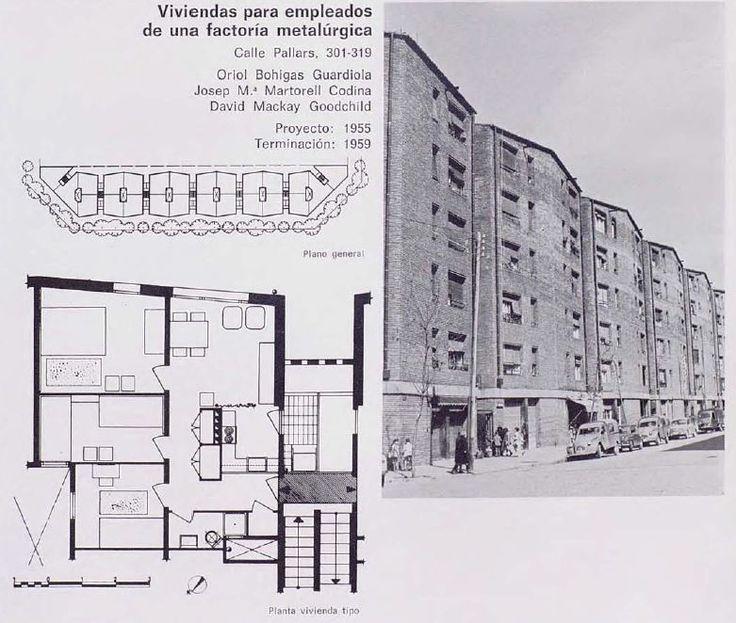 17 best images about habitatge col lectiu en barcelona on - Calle escorial barcelona ...