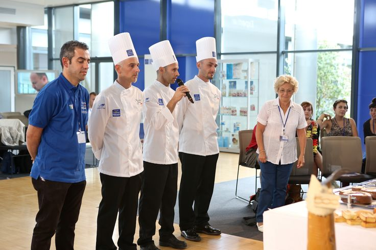 [ITALIAN TEAM - Europe Selection]  Preparation of the Products evaluation   #BakeryLesaffreCup #Europe #ITALY #bread #baking