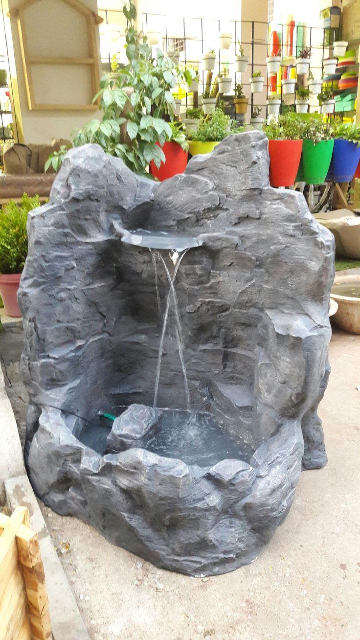 Fiber Waterfalls