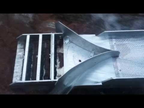forever sluice | The Ultimate River Sluice Box Gold Mining Equipment using UnderFlow ...