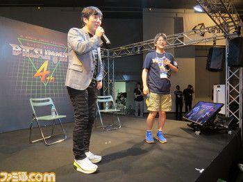 シルバー事件須田剛一氏と巨人のドシン飯田和敏氏が若きインディーゲーム開発者たちへ贈ったメッセージBitSummit 4th