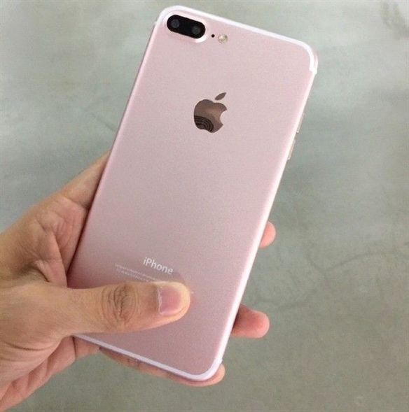 Dugaan Bocoran Iphone 7 Plus Rose Gold Dengan Setup Dua Kamera Belakang Iphone Alarm Meme Iphone Usb Cable I Iphone Iphone 7 Plus Iphone 7 Plus Features