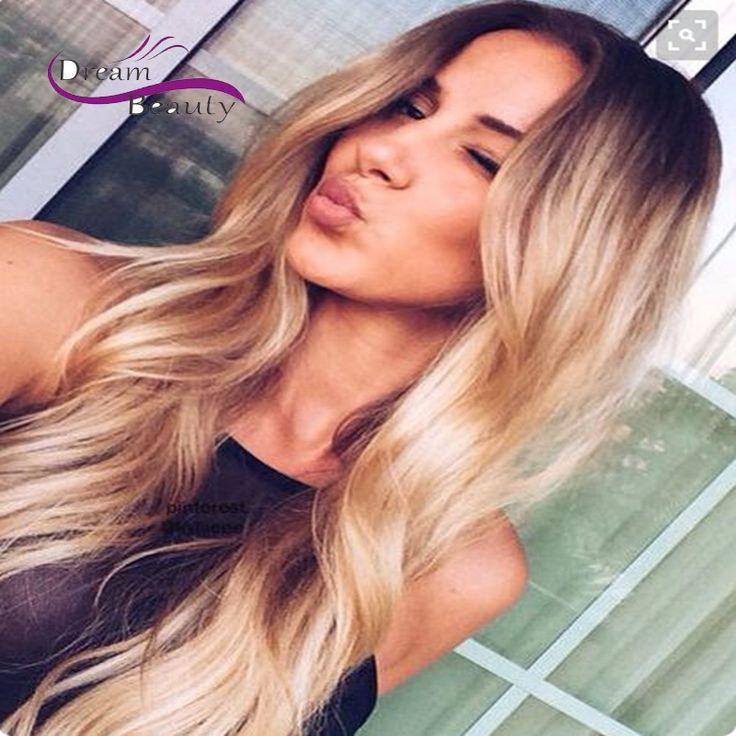 $103.00 (Buy here: https://alitems.com/g/1e8d114494ebda23ff8b16525dc3e8/?i=5&ulp=https%3A%2F%2Fwww.aliexpress.com%2Fitem%2FPeruvian-Human-Hair-4-Bundles-1b-27-613-Blonde-Ombre-Human-Hair-Extension-Dark-Roots-Two%2F32727613914.html ) Peruvian Human Hair 4 Bundles 1b/27 613 Blonde Ombre Human Hair Extension Dark Roots Two Tone Ombre Hair Weave Wefts Black Women for just $103.00