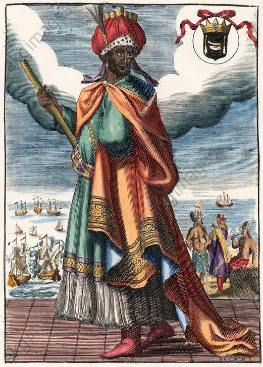 munhumutapa king(Prester John?)