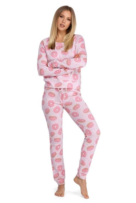 bc5399995ee4 FINAL SALE - Donut Worry Pajama Set in 2019