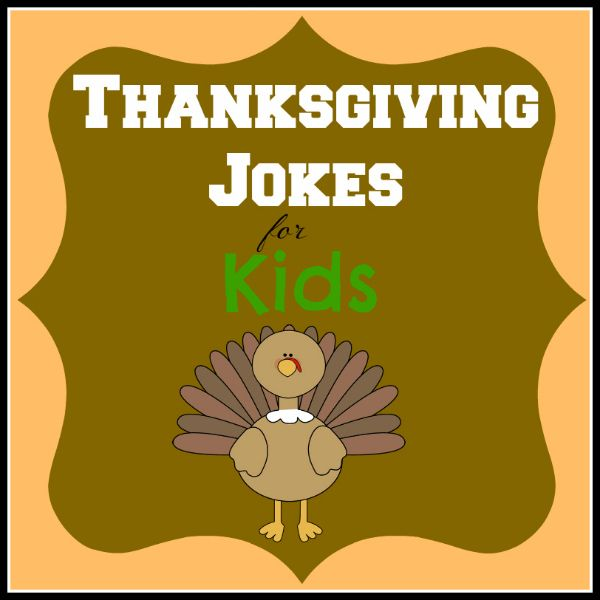 These Thanksgiving Jokes for Kids are a great way to make your kids smile and laugh.  #Thanksgiving #turkey #jokes