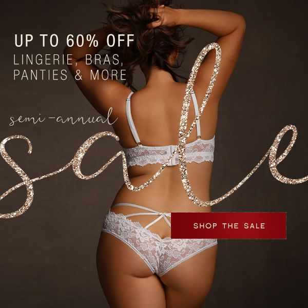Save up to 60% on select products during the Hips&Curves semi-annual sale. http://www.planetgoldilocks.com/ #plussizelingerie #lingeriefashions #plussizepanties #plussize #sexyplussize #planetgoldilocksfashions