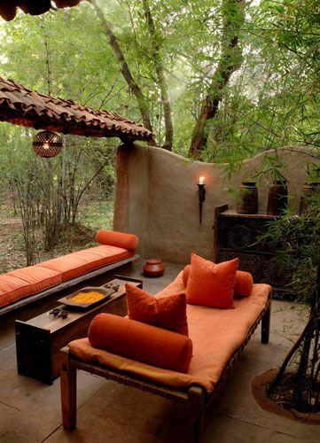 Architecture and interior design projects in India - Jungle Lodges - Dean D' Cruz - Alto Porvorim