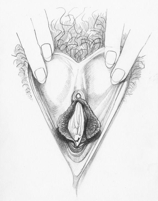 The Heart Vulva