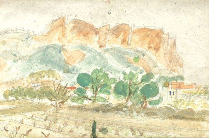 Henri H. Catargi, Peisaj provensal