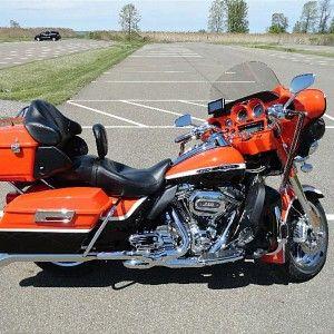 2013 Harley-Davidson Electra Glide® CVO Ultra Classic