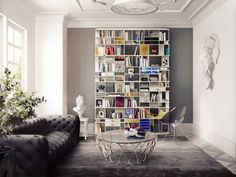 """Incredible ideas for your ideal living room! Free yourself from the usual boring living rooms!  #WohnzimmerTrends #ZimmerDeko #Dekoideen #ModernesWohnzimmer"""""""