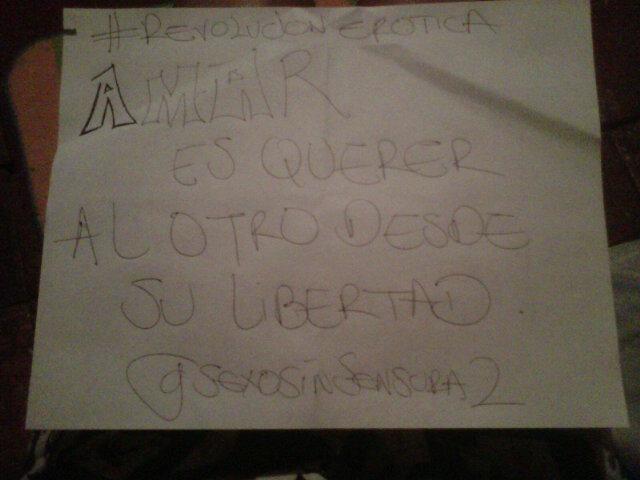 2013 01 23 Maocalde302 #RevoluciónErótica