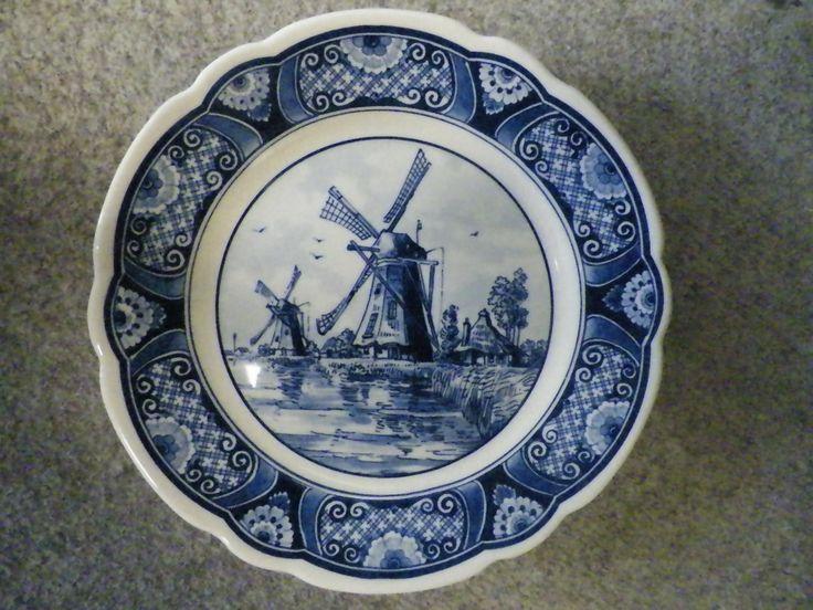 blue Delft chine, Delfts blauw