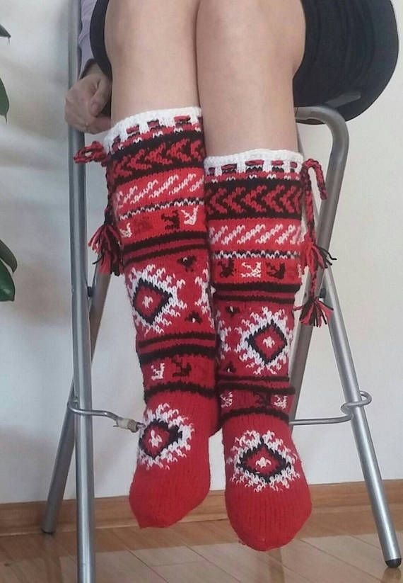 Hey, I found this really awesome Etsy listing at https://www.etsy.com/listing/513782996/wool-socks-hand-knitted-sokcs-knitetd